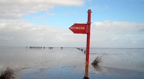 Nordseeinsel Neuwerk: Hamburgs-Mitte im Wattenmeer