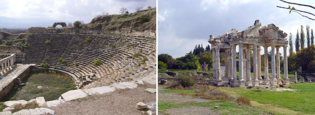 Aphrodisias Amphitheater