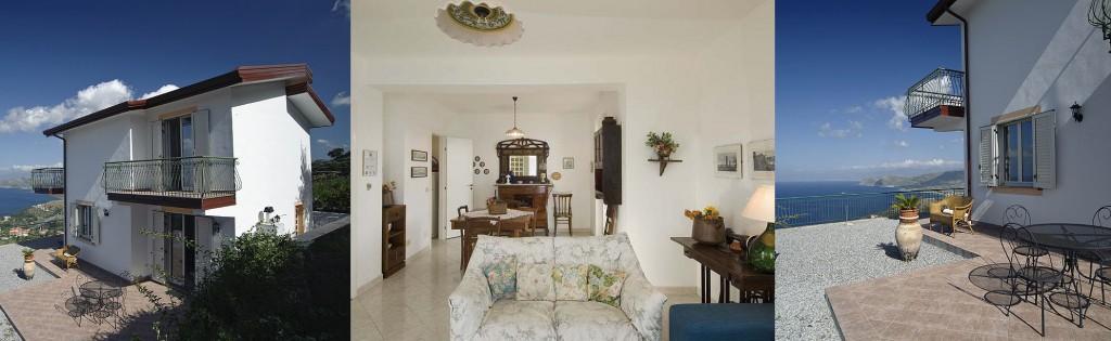 Haus Belvedere zwischen San Giorgio und Gioiosa Marea