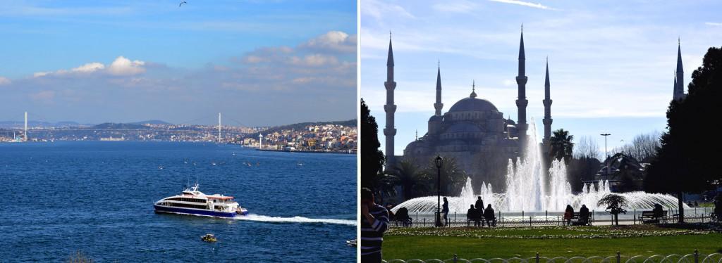 Istanbul Ansichten