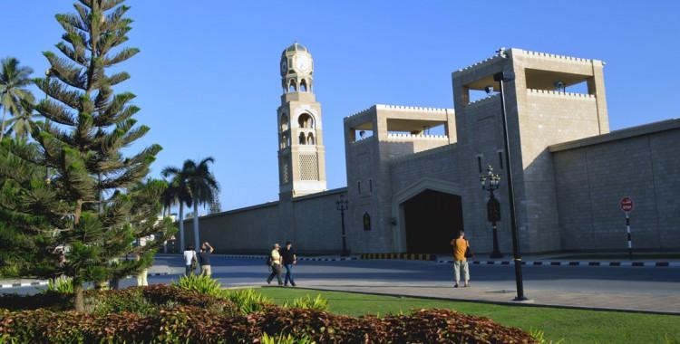 Al Husn-Palast