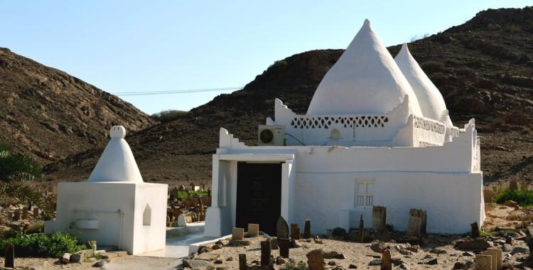 Mausoleum von Bin Ali