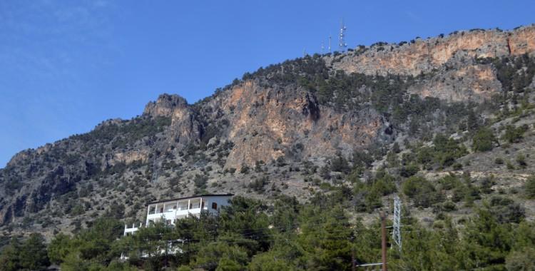 Berglandschaft Nordzypern