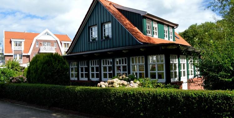 Spiekeroog Dorfhaus