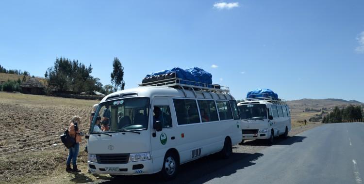 Roadtrip Äthopien