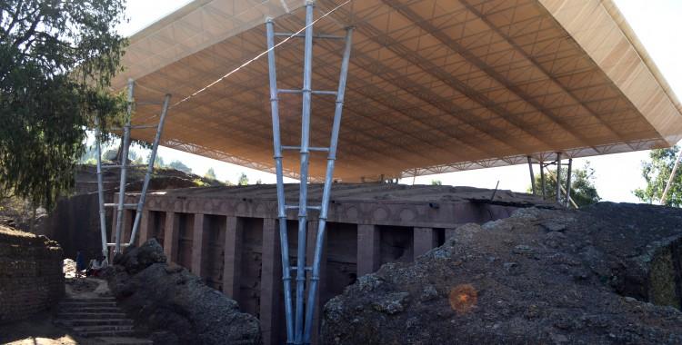 Felsenkirchen von Lalibela