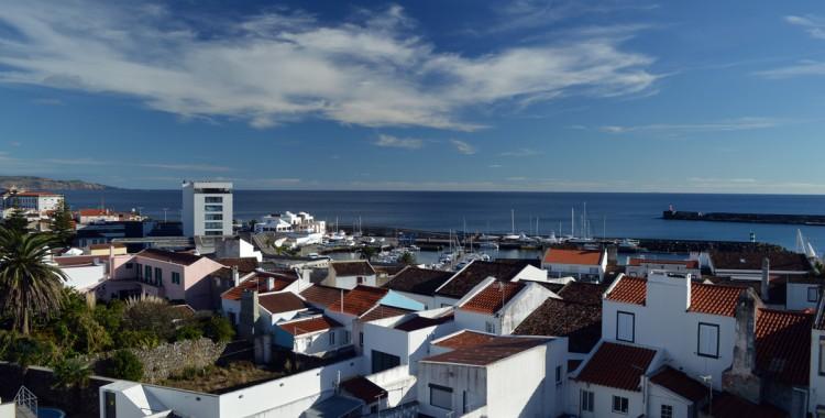 Ponta Delgada Hafen