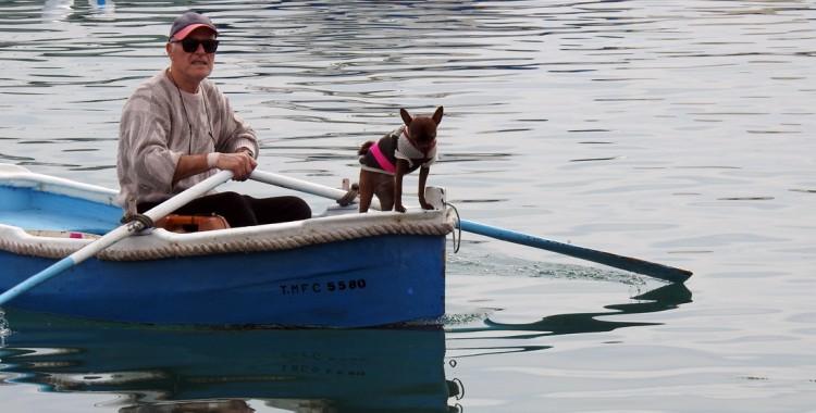 Ruderboot Malta