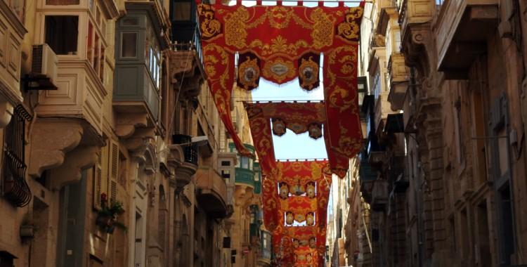 Valletta parken