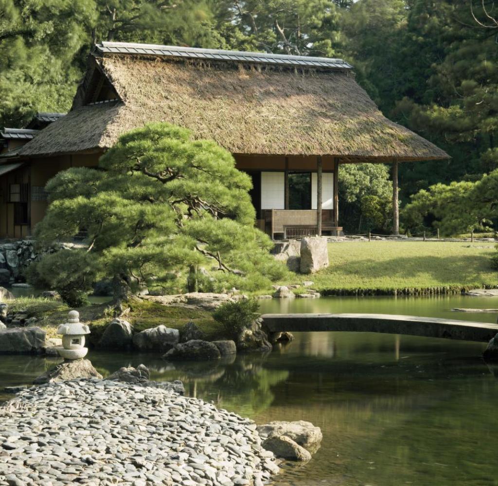 Bautradition: Wie Japan die deutsche Architektur beeinflusst - WELT