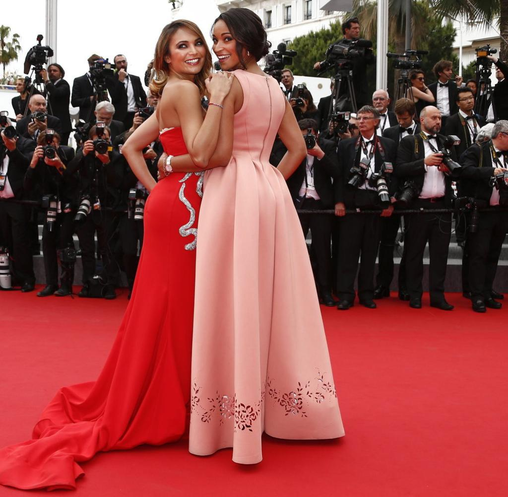 Roter Teppich Cannes 2017 Cannes Roter Teppich Kleider