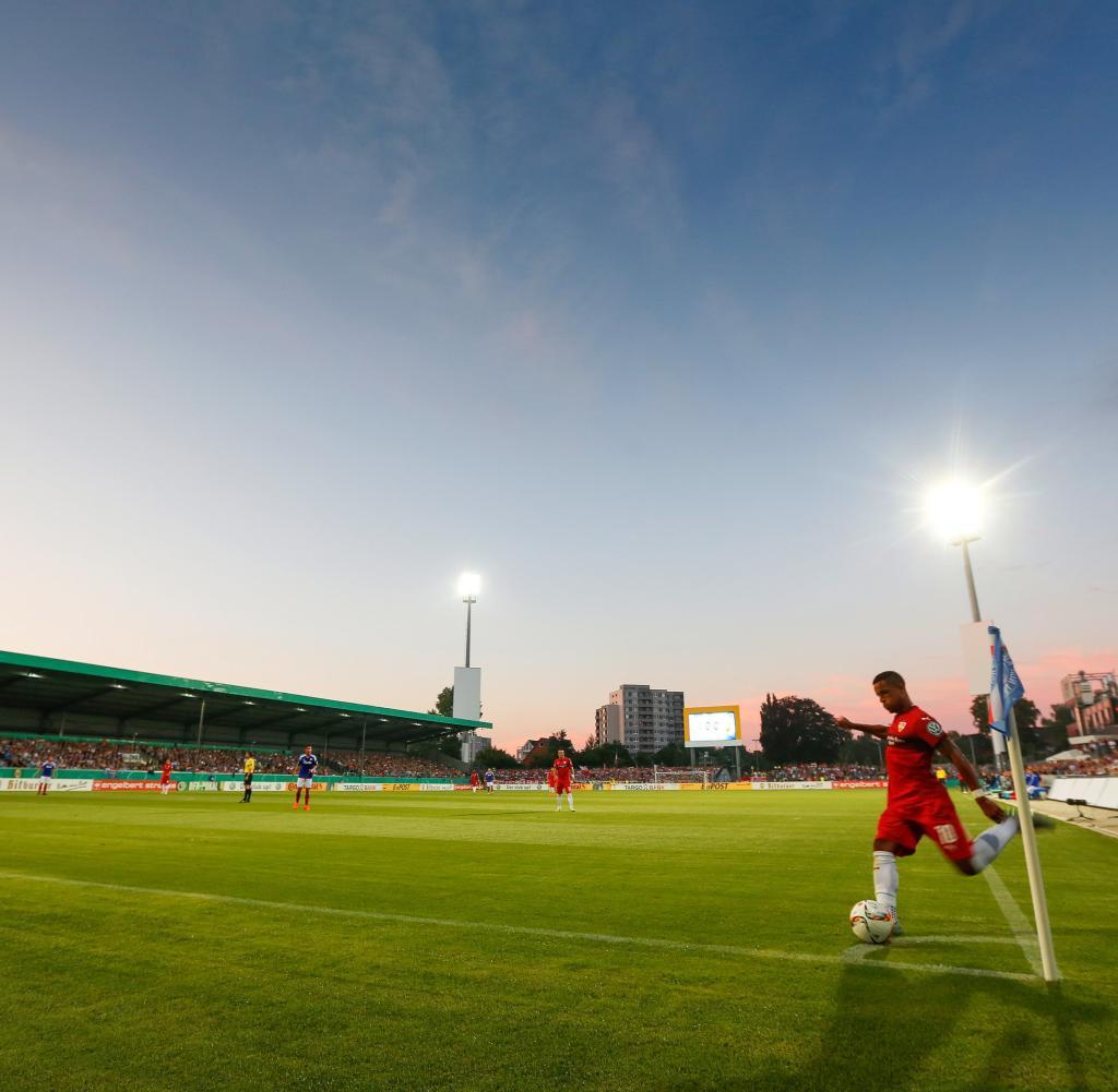Baufirma gesucht: Stadionumbau wird für Holstein Kiel zum