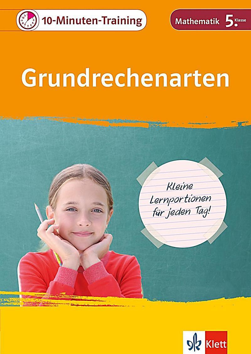 10MinutenTraining Grundrechenarten Buch bestellen