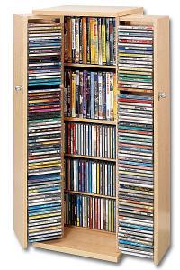 Kommentare zu CD-Schrank fr 296 CDs Farbe: antik ...