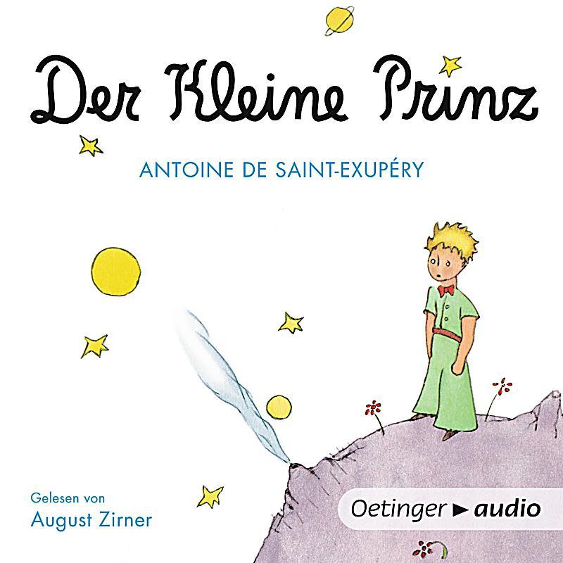Der Kleine Prinz Horbuch Sicher Downloaden Bei Weltbild De