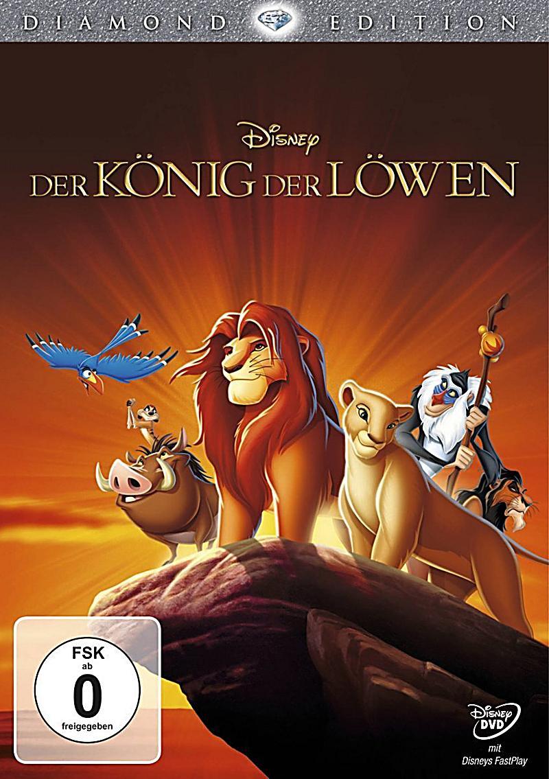 Der König der Löwen - Diamond Edition DVD Weltbild