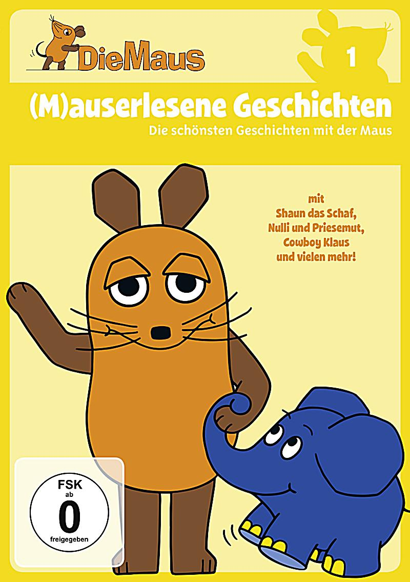 Die Sendung mit der Maus - DVD 1 DVD bei Weltbild bestellen