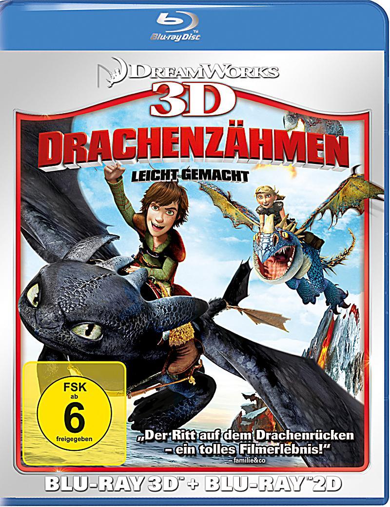 Drachenzähmen leicht gemacht - 3D-Version Blu-ray