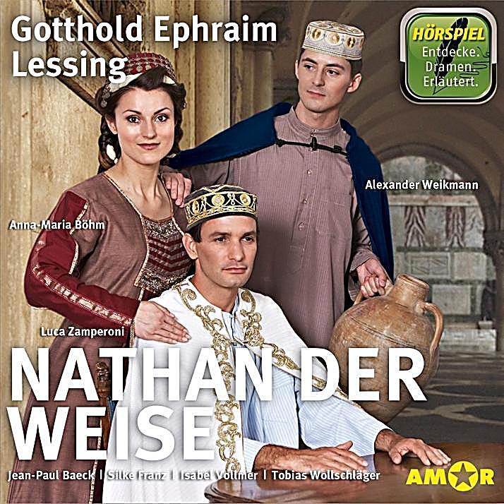 Nathan der Weise 1 AudioCD Hrbuch bei Weltbildde bestellen