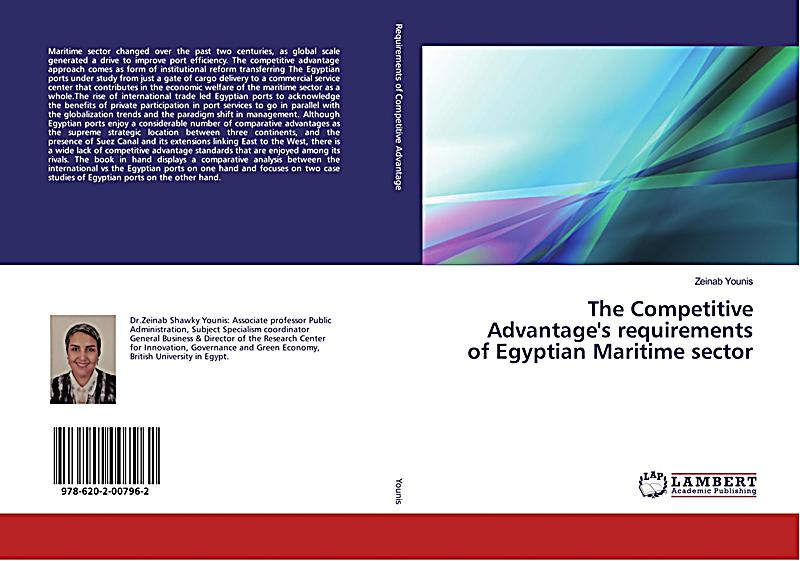 The Competitive Advantage's Requirements Of Egyptian