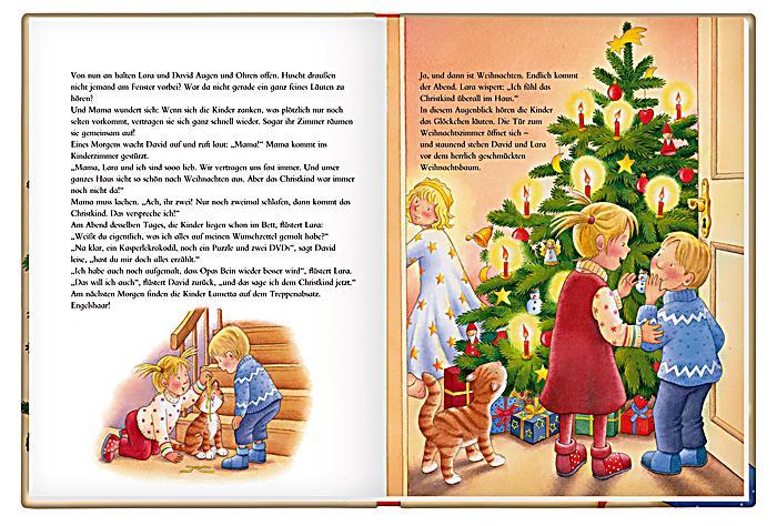 Vorlesegeschichten Vom Christkind Buch Bei Weltbildde