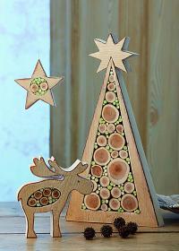 Weihnachtsdeko aus Holz Buch bei Weltbild.de online bestellen