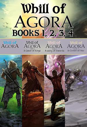 Whill of Agora: Whill of Agora Bundle Books 14 ebook