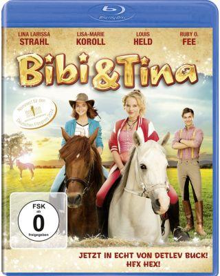 Bibi und Tina - Der Film Blu-ray bei Weltbild kaufen