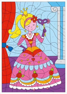 Malen nach Zahlen Prinzessinnen Buch bei Weltbild.ch bestellen