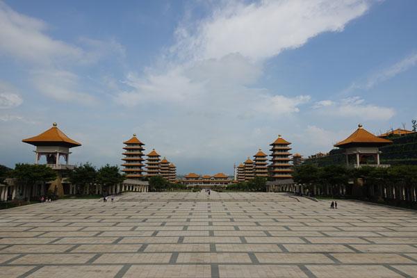 Tagesausflug zum Fo Guang Shan Buddha Museum & Monastery bei Kaohsiung – Weltenbummler.Guide
