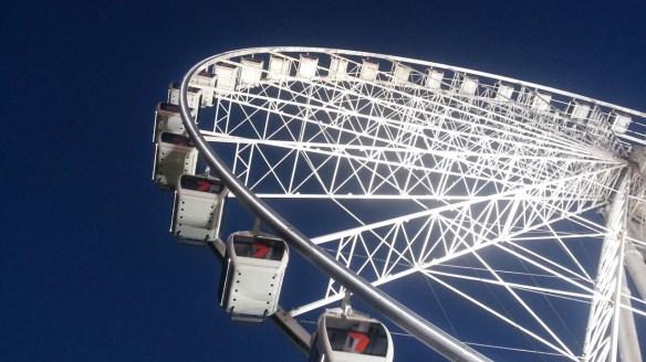 The white Wheel