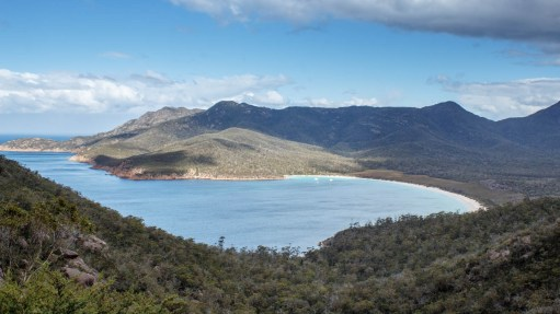 The Wineglass Bay- Freycenet National Park