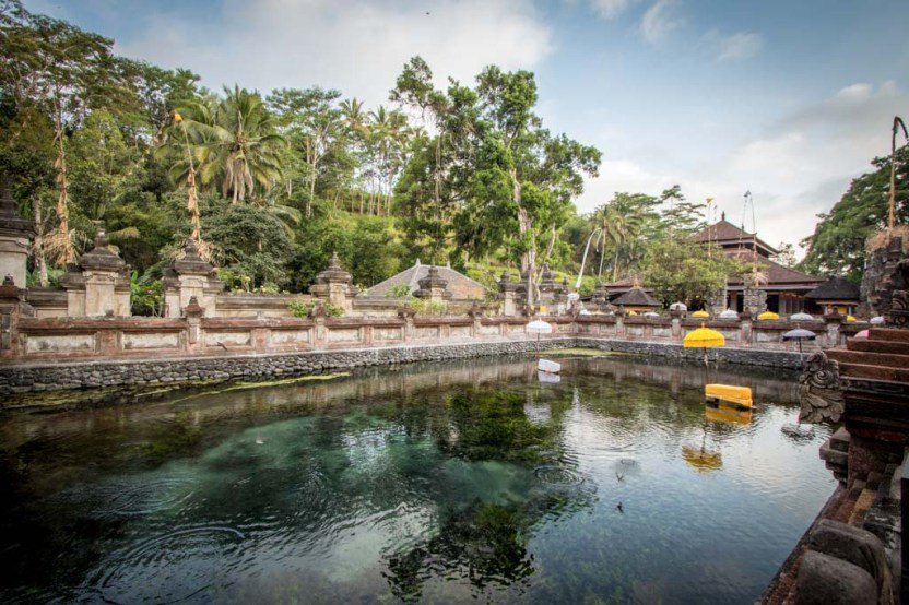 Tirta Empul Tempel