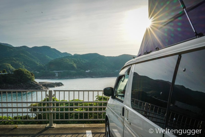 Campervan Japan