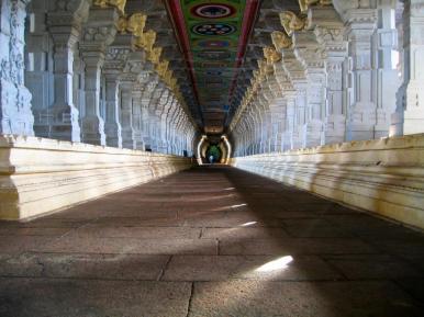 Tempel in Rameswaram