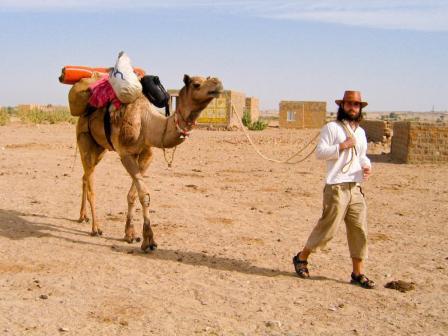 Der Kamelflüsterer