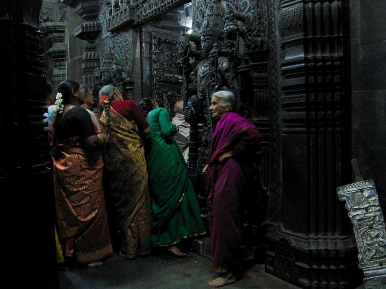 Tempelzeremonie