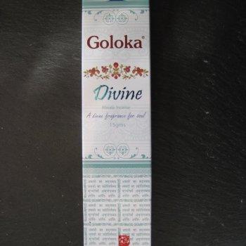 Goloka, feine indische Räucherstäbchen