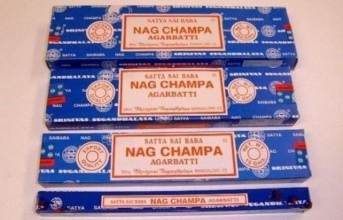 Beliebte indische Räucherstäbchen