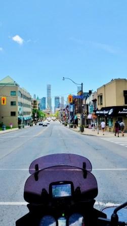 Toronto, wir kommen