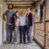 Juan Carlos und Perlita laden uns nach Chachapoyas, Peru, ein. Wir dürfen im Haus von Juan Carlos' Cousin schlafen, das gerade renoviert wird. Wir verbringen ein wunderbares Wochenende mit den zweien: wir fahren zu den Ruinen von Kuelap und verköstigen Perlas Cafe aus eigenem Anbau. Herzlichen Dank euch beiden für die schöne Zeit!