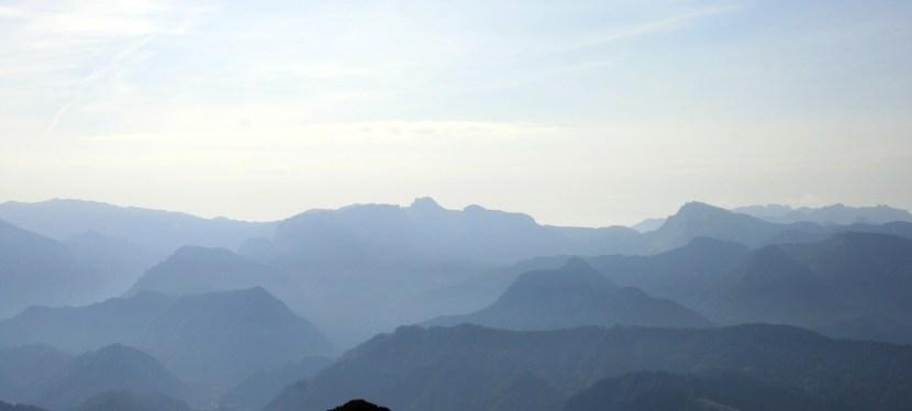 Hochkar: 360° Aussicht