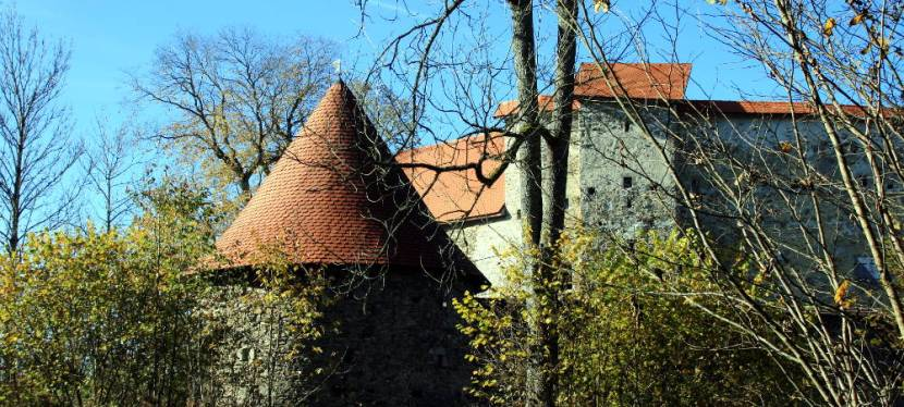 Wanderung zur Burg Piberstein