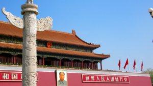 China mit Kindern