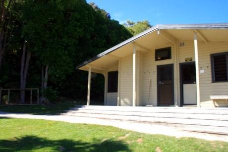 Awaroa Hut Abel Tasman Coast Track