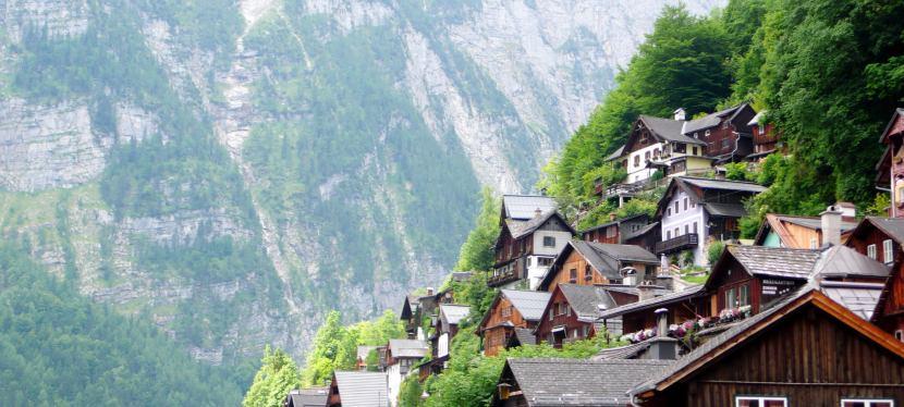 Hallstatt: See, Salz und Sightseeing
