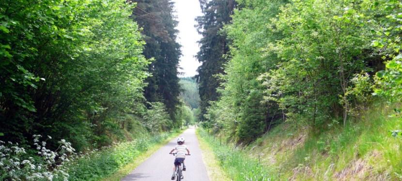 Waldviertel: Mit dem Fahrrad von Dobersberg nach Slavonice