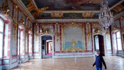 Schloss Rundale, Latvia