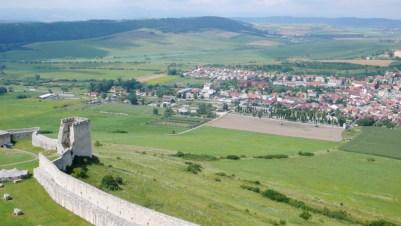 Zipser Burg, Spissky Hrad, Slovakia