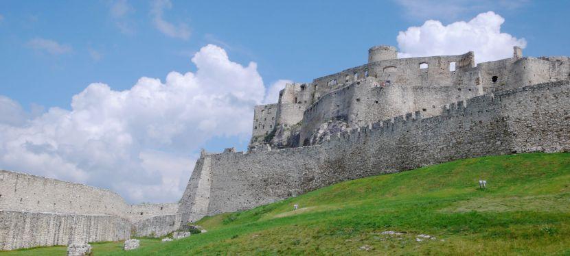Slowakei: Burgen und Bergbau